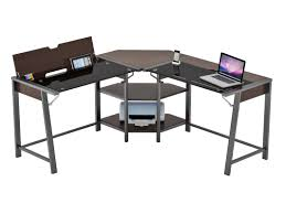 l shaped drafting desk latitude run holloman l shape corner computer desk u0026 reviews wayfair