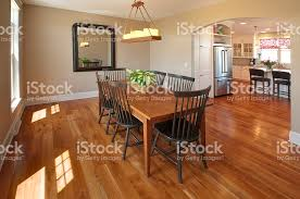 Dining Room Candle Chandelier Beautiful Simple Country Style Dining Room Hardwood Floor Candle