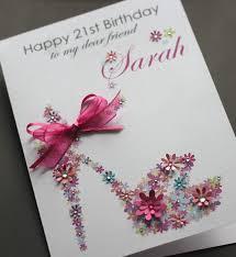 birthday greetings handmade cards 37 homemade birthday card ideas