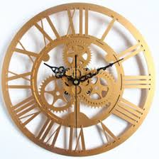 discount large silver wall clocks 2017 large wall silver clocks