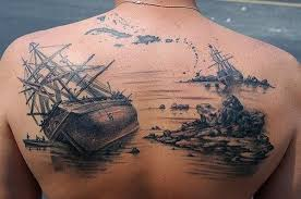 100 boat tattoo designs boat tattoos back tattoos for men and