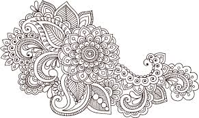 coloring pages henna art радикал фото картинка рисунки pinterest henna mehndi