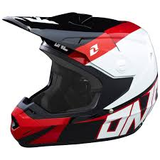 honda motocross gear one industries mx gear atom bolt black red motocross dirt bike
