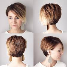 short bob hairstyles 360 degrees long pixie 360 from a few weeks back it s amazing how fast short