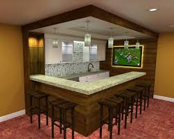 Simple Basement Designs by Best 25 Small Basement Bars Ideas On Pinterest Small Game Rooms
