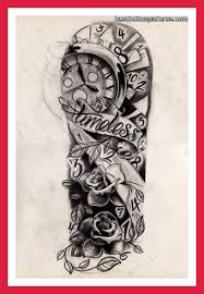 half sleeve tattoos for men black and grey half sleeve tattoo