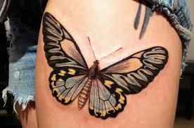 butterfly tattoos designs butterfly designs on thigh