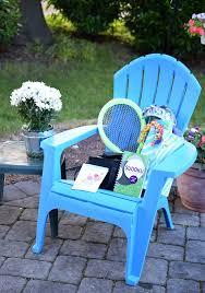 Summer Gift Basket Summer Adirondack Chair Gift Basket Idea