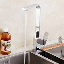 Solid Brass Kitchen Taps by Aliexpress Com Buy Solid Brass Kitchen Faucet Swivel Spout Sink