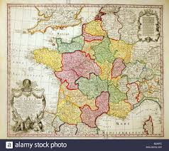 Maps France by Cartography Maps France Copper Engraving