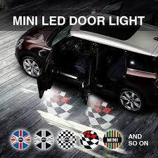 porta mini auto mini cooper door light laser light projection led projector door