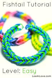looms bracelet instructions images How to make a fishtail bracelet jpg
