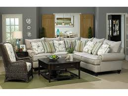 decorating beautiful living room design using chic sofa by