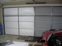 Cost Of Overhead Garage Door by Living Stingy Insulating Your Garage Door For Cheap