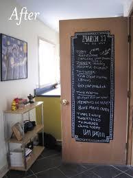 chalkboard door ideas u0026 chalkboard barn door
