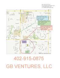 Omaha Nebraska Map 17725 Edna Street U2013 Omaha Ne 68136