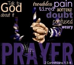 May The God Of All Comfort The Pastor Robert Prayer Project 365 Days Of Prayer May 2013