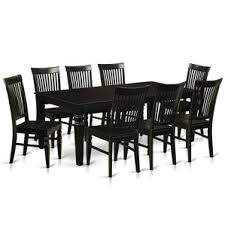 black dining room sets black lacquer dining room set wayfair