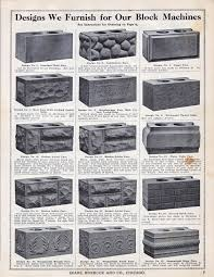Cobblestone Molds For Sale by Trowel And Masonry Tool Collector Resource Early Twentieth