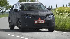 nissan qashqai wont start nissan teases 2014 qashqai with camouflaged prototypes