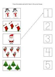 100 ideas preschool christmas printable activities on duetteko