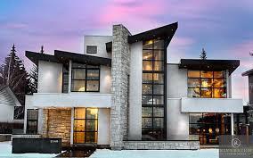 modern custom homes modern custom home builders homes floor plans