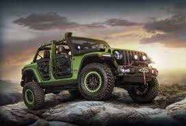 jeep offroad trailer jeep camper trailers from mopar now available autoevolution
