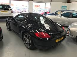 cayman porsche black used basalt black porsche cayman for sale lincolnshire