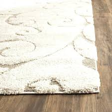 Area Rugs White White Shag Area Rug Tapinfluence Co