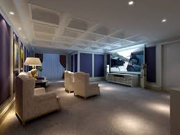 Home Cinema Rooms Pictures by Modern Home Cinema Room 3d Model Visualizations Cgtrader