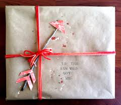 precocious paper wrap it up wednesday gift for the hubby