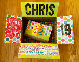 birthday care packages birthday care package for college students by boxymama on etsy