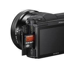 sony a5100 black friday sony a5100 16 50mm interchangeable lens camera with 3 inch flip up
