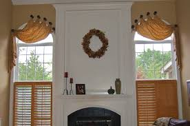 Window Drapes And Curtains Ideas Arched Window Treatments With Fan Design Ideas U0026 Decors