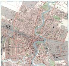 Winnipeg Canada Map by Map And Street Guide Metropolitan Winnipeg Manitoba Canad U2026 Flickr
