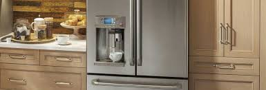 Kitchen Fridge Cabinet When A Counter Depth Refrigerator Is The Best Fit Consumer Reports