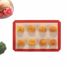 mat iel professionnel cuisine professional non stick silicone baking mat with high strength