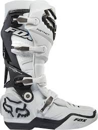 motocross boots fox instinct 2 0 motocross boots white super mx