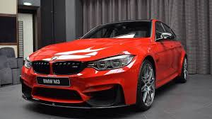 Red Paint by Bmw M3 With Competition Package And Ferrari Red Paint Photo