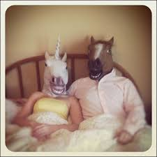 Horse Head Mask Meme - coilhouse blog archive accoutrements horse head mask customer
