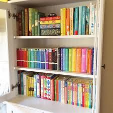 Paperback Bookshelves Our Living Room