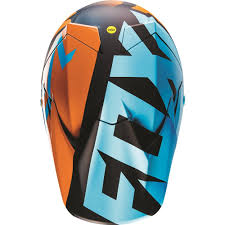 motocross fox helmets fox racing 2016 v3 shiv helmet aqua available at motocross giant