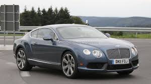 continental bentley 2012 bentley continental gt speed spied undisguised