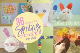 Paper Craft Designs For Kids - 36 simple spring crafts for kids hands on as we grow