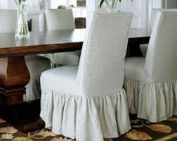 Slipcovers For Dining Chairs Dining Chair Slipcover Etsy