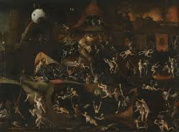 bosch siege social follower of jheronimus bosch lot sotheby s hell