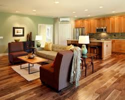 Green Laminate Flooring Sage Green Wall Color For Modern Living Room Ideas Combined With