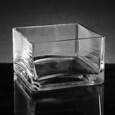 6 Inch Square Vase Wholesale Square Glass Vases Blooms By The Box