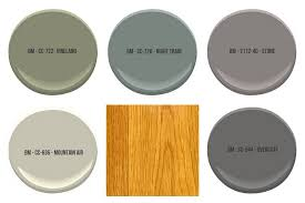 paint colors with oak trim living happily with wood trim paint