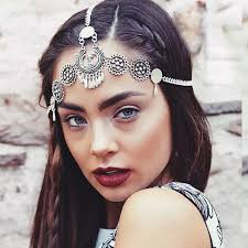 forehead headbands european designs hair accessories jewelry vintage bridal